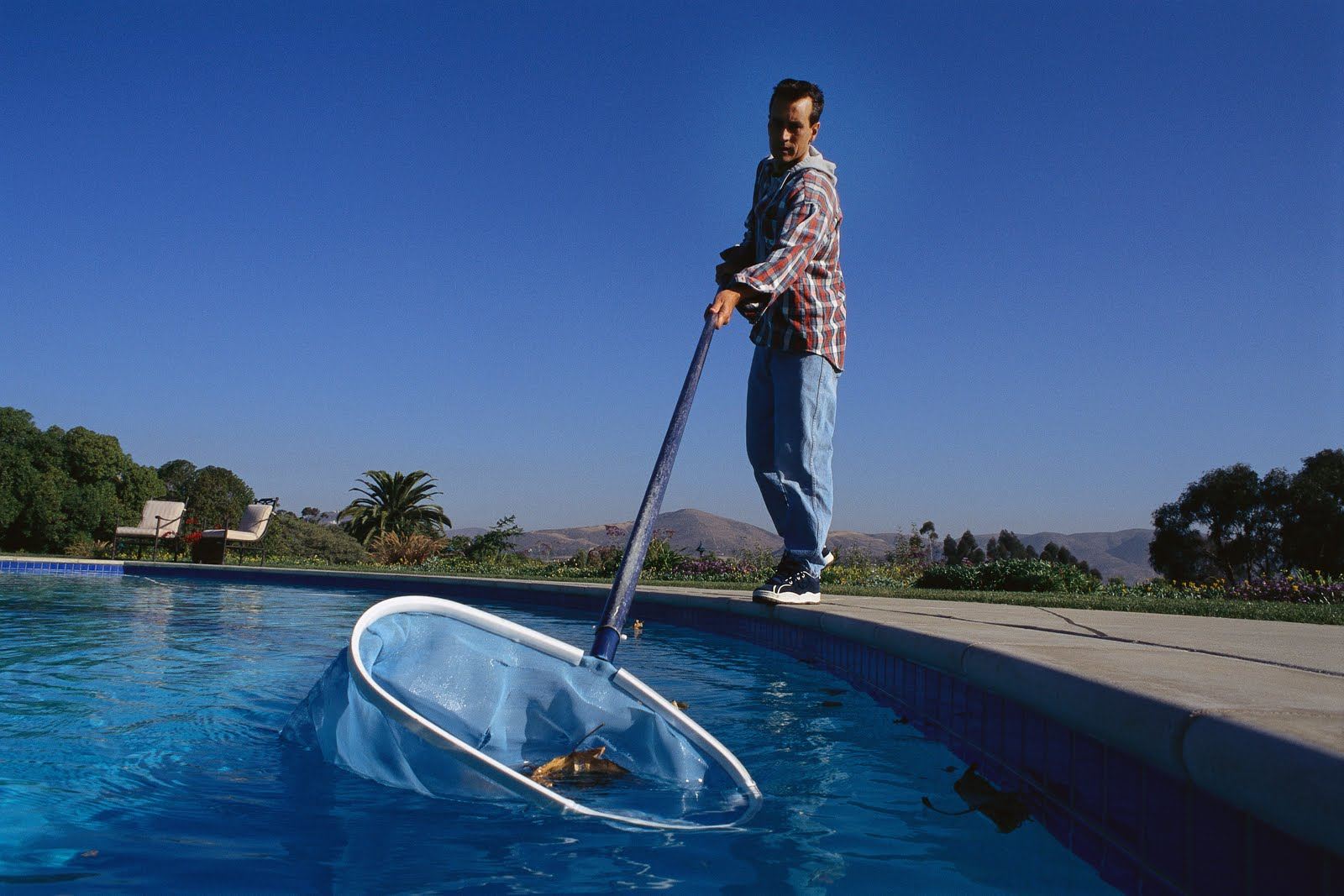 Pool service for Pool maintenance